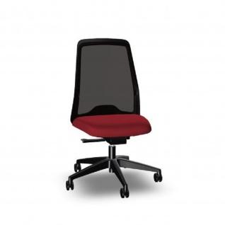 Interstuhl Bürodrehstuhl Dehrstuhl EVERYis1 Sitz mittelhoch und Rücken Netz