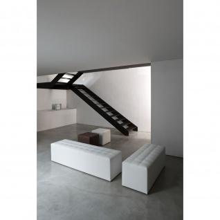 Design Hocker Besucherhocker Kubox 2 Sitzer