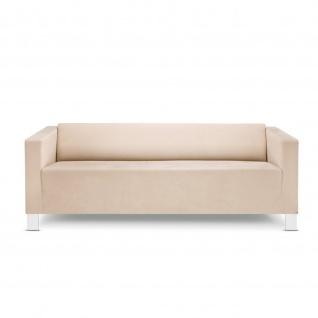 Lounger 3-Sitzer Sofa Atelier hoher Sitzkomfort