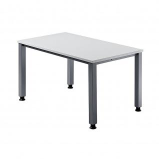 Büro Schreibtisch 120x80 cm Modell QS12