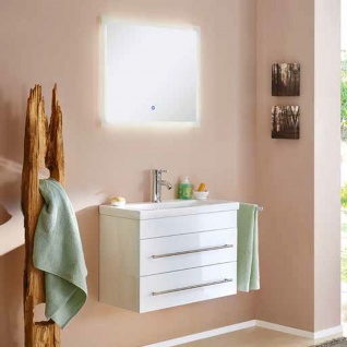 Badmöbel Set Carpo 70 inklusive LED Spiegel mit Touchfunktion