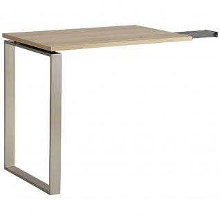 Maja Ansetzplatte Yolo 15155570 passend zu Schreibtisch 1501 Maße 84, 8x76, 0x55, 7 cm