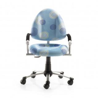 Mayer 2436 Kinderdrehstuhl Freaky blau