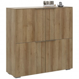 Maja Yolo Büroschrank Highboard Kommode 15115570 Maße 112, 6x114, 0x37, 2 cm