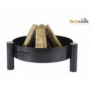 Outdoor Grill Feuerschale Pan 33 ROST in verschiedenen Größen