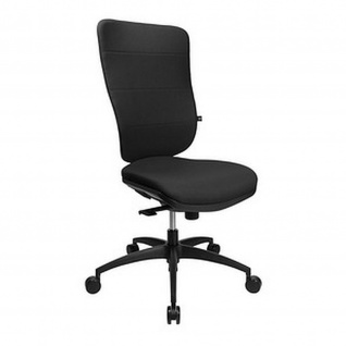 Topstar Bürodrehstuhl Soft Pro 100 schwarz