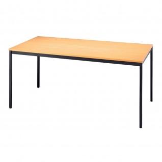 Konferenztisch Meeting V Modell VS16 160x80 cm