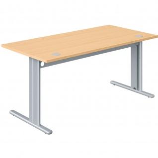 Büro Schreibtisch Steel 80 x 80 cm