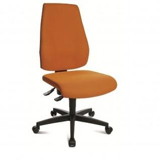 Bürostuhl Trend Star 10 orange -Express-
