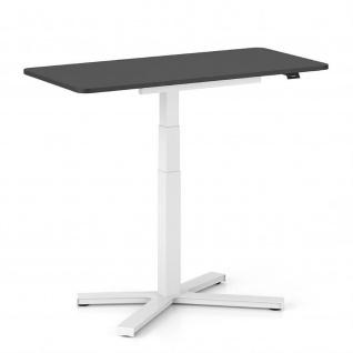 Schreibtisch eModel 2.0 Mini EM4 RCR elektr. höhenverstellbar 900x550mm