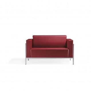 Design Sofa Lounger Kursal 2 Sitzer