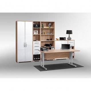 Maja Büroprogramm Schreibtisch inkl. Aktenschrank12002556 in verschiedenen Farben