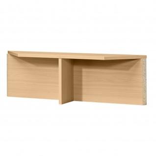 Büro Schreibtisch Thekenaufsatz Ecke Modell WB90
