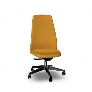 Interstuhl Bürodrehstuhl Dehrstuhl EVERYis1 Sitz und Rücken gepolstert
