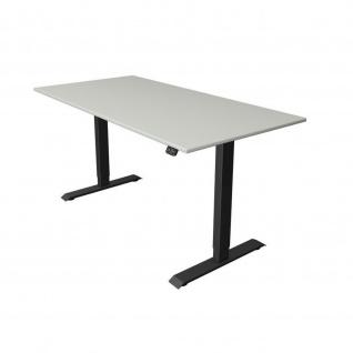 Kerkmann Schreibtisch Sitz- /Stehtisch Move 1 anthrazit 160x80x74-123 cm in verschiedenen Farben