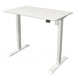 Kerkmann Schreibtisch Sitz- /Stehtisch Move 1 100x60x72-120 cm in verschiedenen Farben