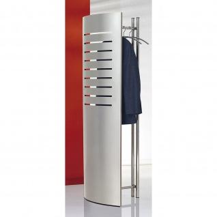 Kerkmann Design Standgarderobe 6070 tec-art chrom incl. 5 Kleiderbügel chrom