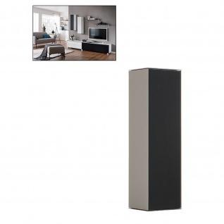 Maja Soundboard SOUNDCONCEPT GLASS MEDIA Hängeschrank 77822345 Maße 250 x 900 x 250 mm