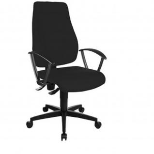 Topstar Bürodrehstuhl Trendstar 10 P, schwarz