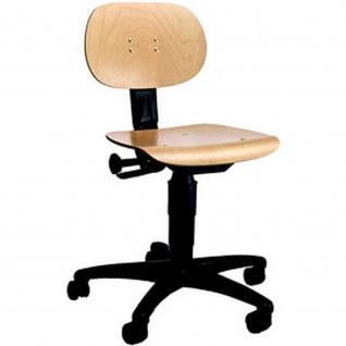 Topstar Arbeitsstuhl TEC 11 Holz