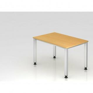 Büro Schreibtisch 120 x 80 cm Modell QS12