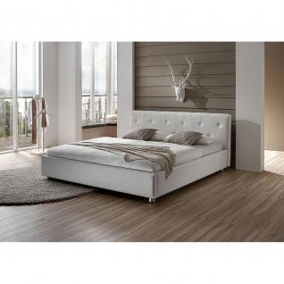 Modernes Polsterbett Doppelbett Aster 840.00