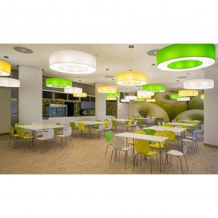 Besucherstuhl Bistrostuhl Cafe IV Wood CR 4-Bein verchromt Sitzschale laminiert