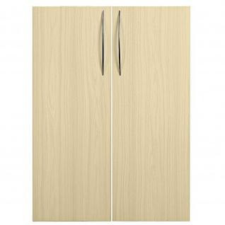 Büro Paar Türen Modell 455T, 3OH, zum Anbau an Modell 4000 und 4500