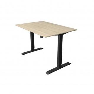 Kerkmann Schreibtisch Sitz- /Stehtisch Move 1 anthrazit 120x80x74-123 cm in verschiedenen Farben