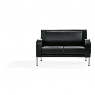 Design Sofa Lounger Kristall 2 Sitzer