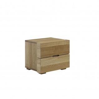 Nachttisch Nachtkonsole Massivholz Lotus Premium