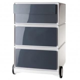 PAPERFLOW Rollcontainer easyBox 4 Schübe 39x43, 6x64, 2cm