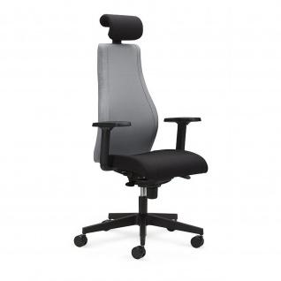 Eleganter Chefdrehstuhl Bürodrehstuhl Drehstuhl Viden-HRUA-PW R41
