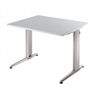Büro Schreibtisch 80x80 cm Modell XS08