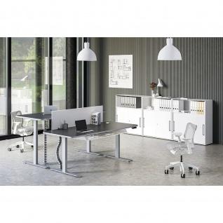Kerkmann Schreibtisch Sitz-Stehtisch Move 3 Premium 160x80x72-121cm elektr. höhenverstellbar mit Memoryfunktion