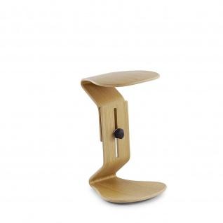 Ercolino - ready ohne Sitzpolster Oberfläche Eiche oder Buchefurniert geölt