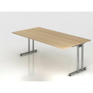 Büro Schreibtisch 200x100 cm Modell NS2E