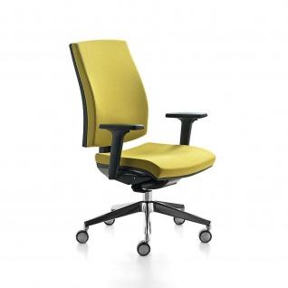 Kastel Drehstuhl Bürodrehstuhl Chefsessel Kubika drehbar und höhenverstellbar hohe Rückenlehne