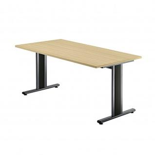 Büro Schreibtisch 180x80 cm Modell TS19