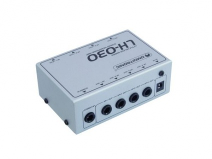 Omnitronic Lh-030 Kopfhörerverstärker - Vorschau 3
