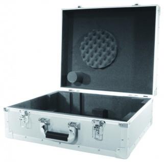 ROADINGER Plattenspieler-Case silber -S-