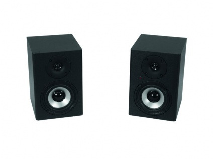 OMNITRONIC PME-4 Studio-Monitor 2x