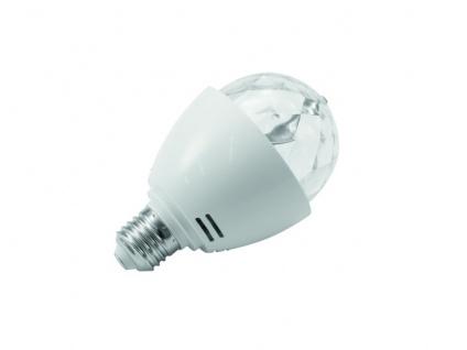 OMNILUX LED BC-1 E-27 Strahleneffekt RGB
