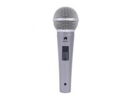 OMNITRONIC MIC 85S Dynamisches Mikrofon m. Schalter