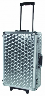 ROADINGER CD-Case poliert 120 CDs mit Trolley