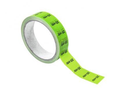 ACCESSORY Kabelmarkierung 25m, grün