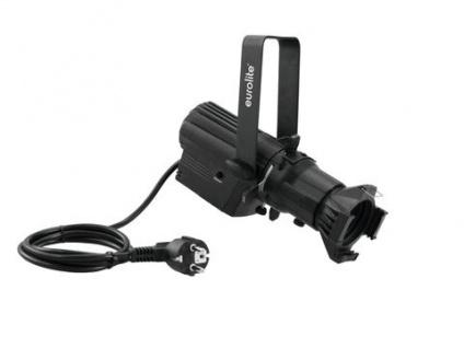 EUROLITE LED PFE-10 3000K Profile Spot sw