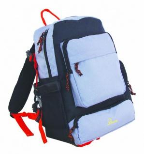 DIMAVERY Spezial-Rucksack, Clip-On-Tasche - Vorschau