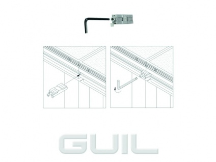 GUIL TMU-01/440 Profilverbinder