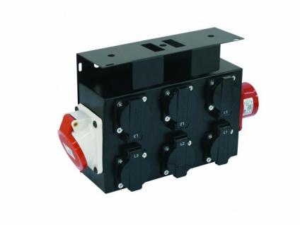 EUROLITE SB-652X Stromverteiler